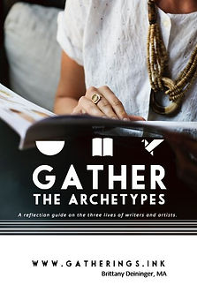Gather the Archetypes- Reflection Guide.