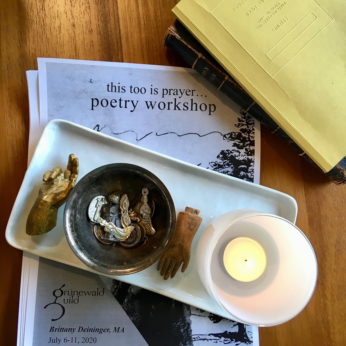This Too is Prayer: Poetry Workshop