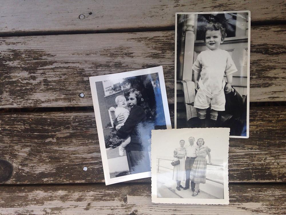 Adopted Ancestors