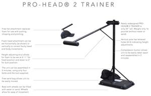 pro head 2 golf swing trainer