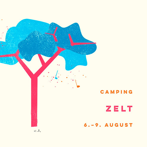 Camperticket Zelt Fr.-Mo.