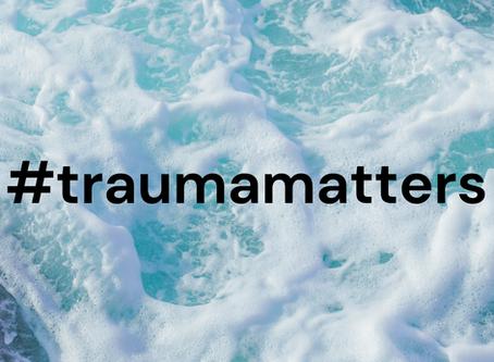 #traumamatters