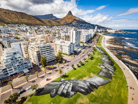 Wachsender Hype um Straßenkunst in Kapstadt