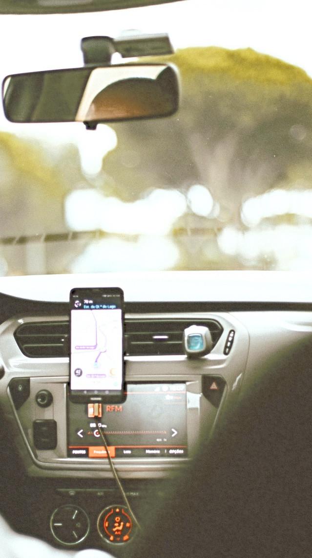 Im Dunkeln immer ein Uber oder Taxi bestellen.