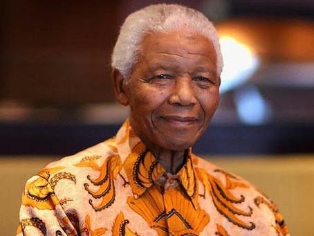 Nelson Mandelas Ehrentag