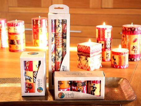Nobunto: Fair-Trade-Kerzen aus Südafrika