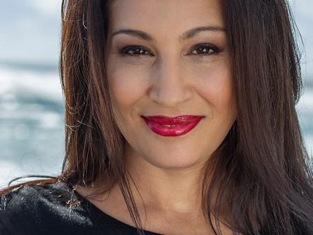 Nora Dawud und der Optimismus