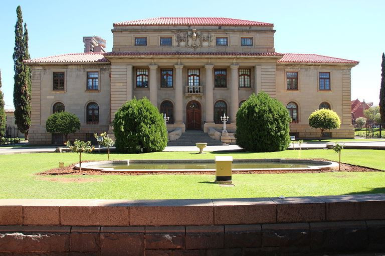 Hohes Gericht in Bloemfontein