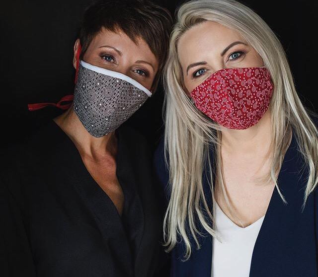 MaskHero Dr. Kotze und Cindy Bam