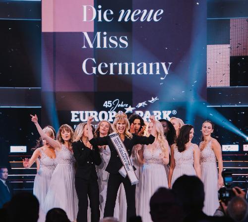 Die neue Miss Germany Leonie von Hase