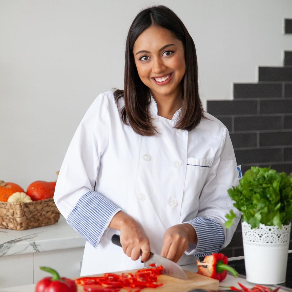 Ivana Ströde hat sich durchgesetzt und ist Köchin geworden.