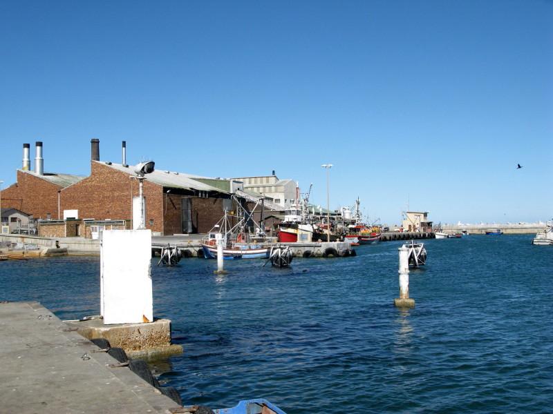 Lamberts Bay Hafen
