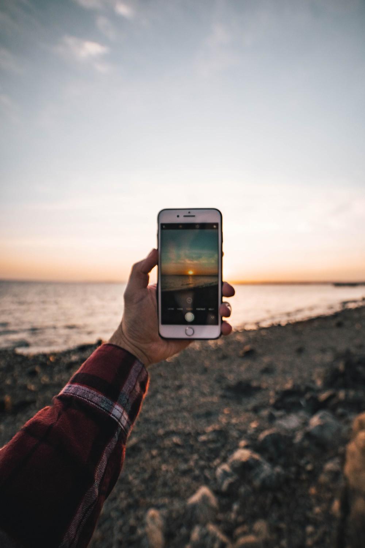 Handy statt Spiegelreflexkamera beim Stadtbummel