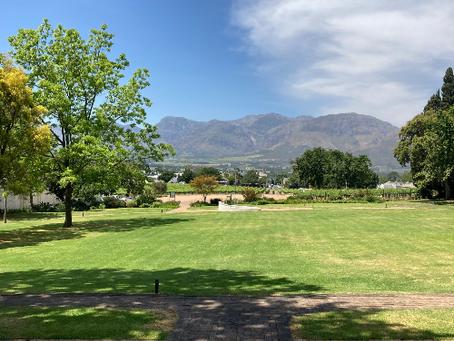 Hygienekonzepte in Kapstadt und Südafrika