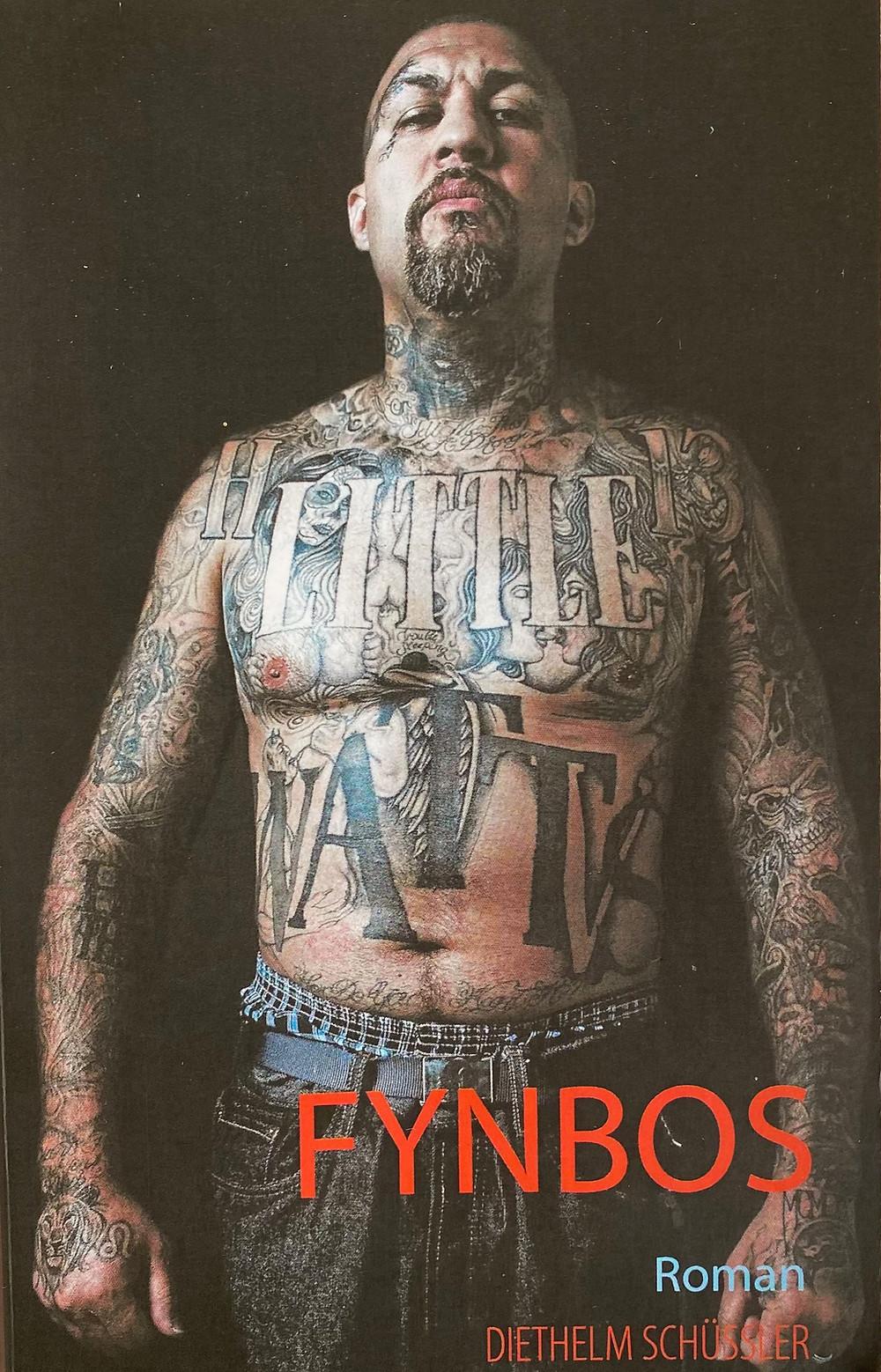 Buchcover: Ein Gangster aus dem Gefängnis