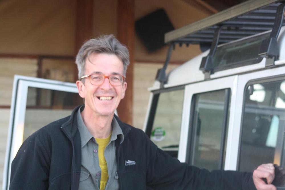Virologe Wolfgang Preiser in Stellenbosch