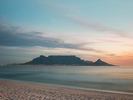 Der Tafelberg ruft