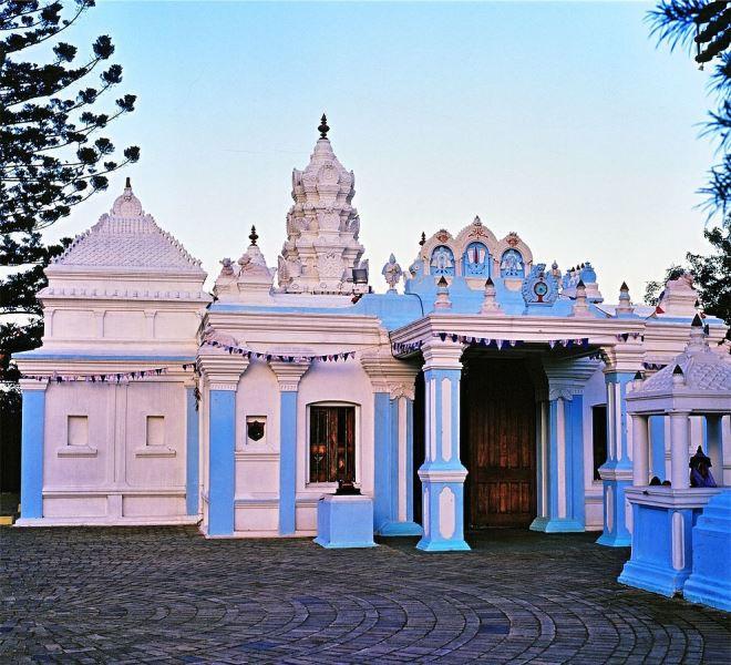 Hindu Tempel in Durban