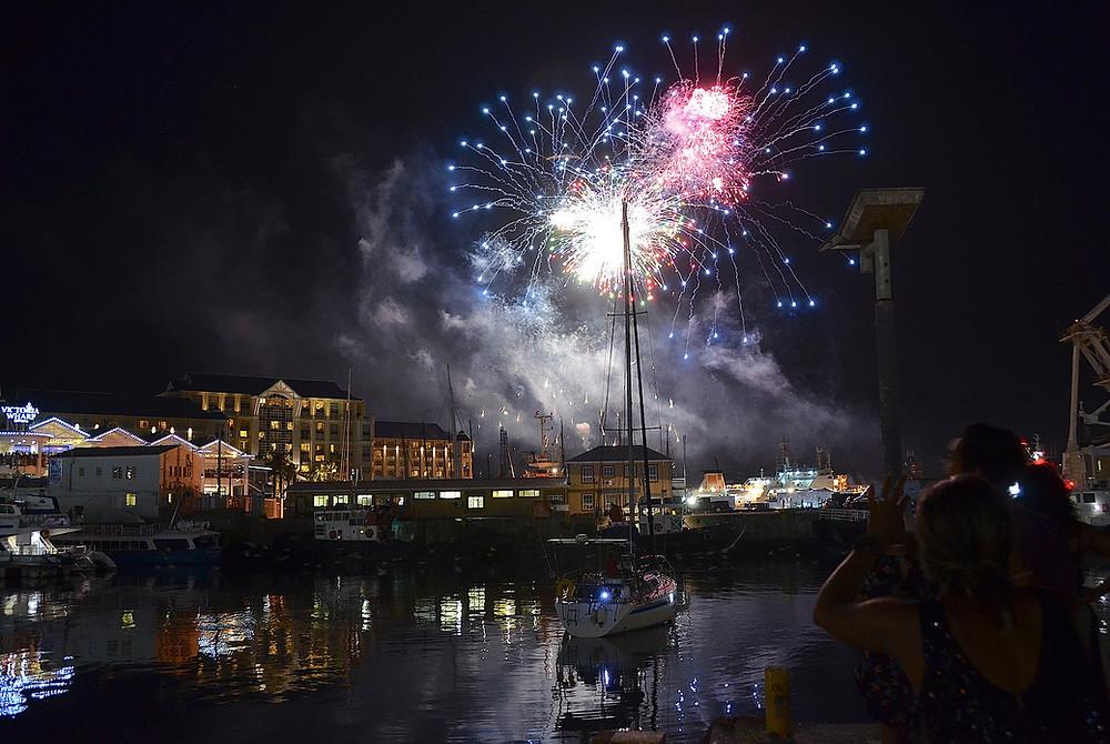 Festlich und Feierlich: Silvester in Kapstadt 2017
