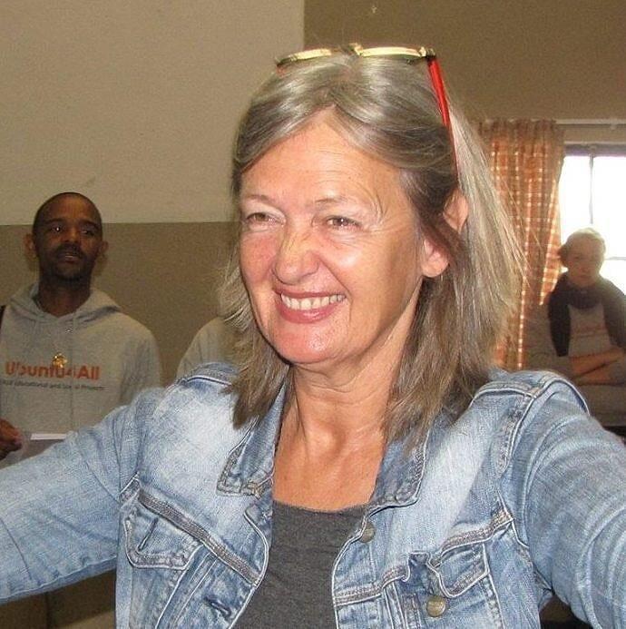 Sylke Funk, Gründerin von UBUNTU