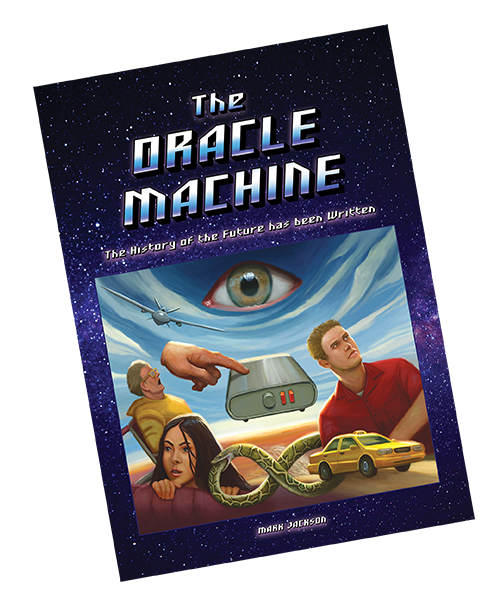 The Oracle Machine von Mark Jackson