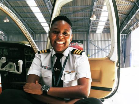 Tumi Katisi und ihr großer Traum vom Fliegen