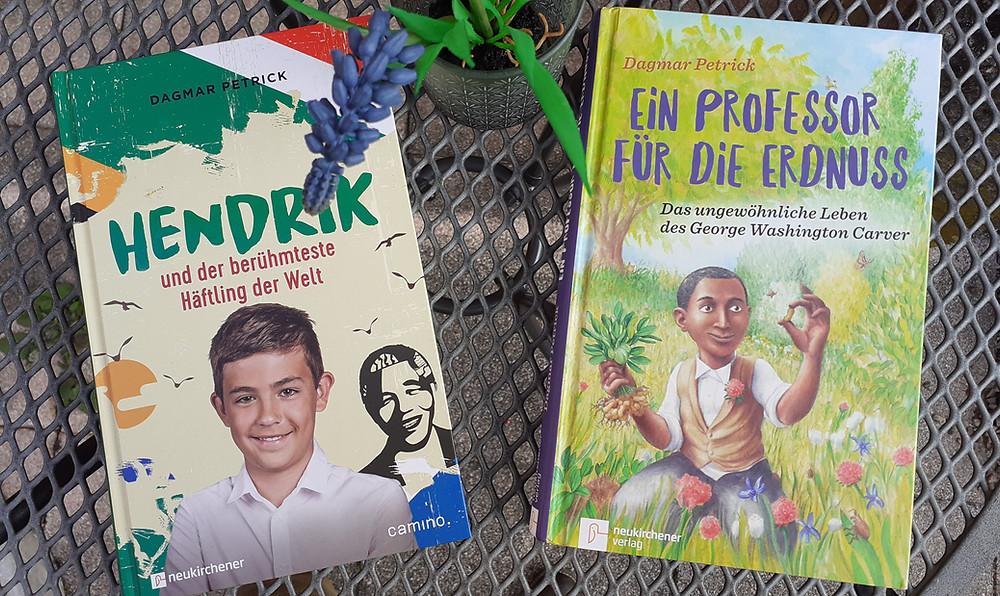 Der kleine Hendrik wird durch Mandela ganz groß.