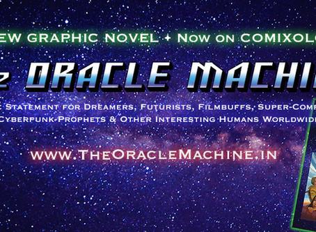 DeinKapstadt Buchtipp: The Oracle Machine