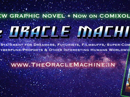 DeinKapstadt Buchtipp: The Oracle Machine