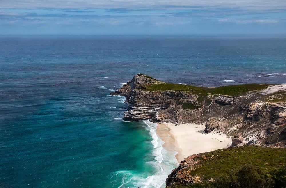 Windig, einsam, schön: Der Dias Beach am Kap der guten Hoffnung