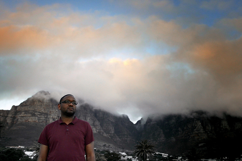 Regisseur Khalo Matabane durfte als Kind Nelson Mandela nicht erwähnen. Foto: Nicolaas Hofmeyer