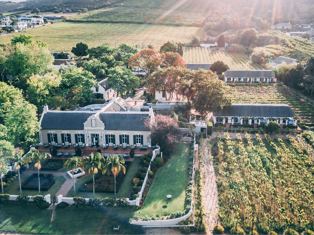 Grande Roche Hotel in Paarl: Foto: Paarl Wine Tourism