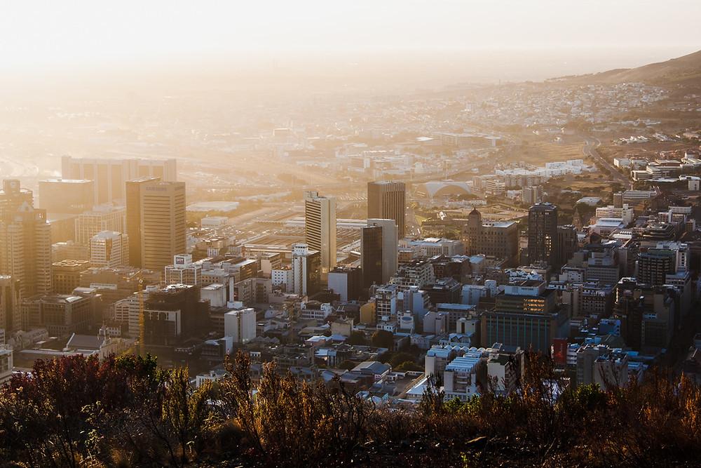 Ausgangssperre in Kapstadt wegen Covid-19