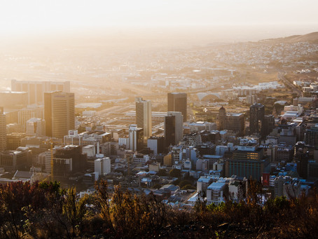 Extreme Maßnahmen für die Sicherheit der Menschen in Südafrika