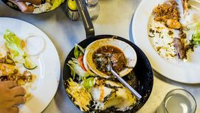 Eine kulinarische Reise durch Afrika in Kapstadt