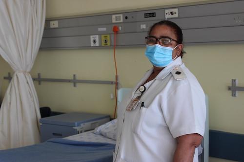 Schwester Anne McFarlane, Grote Schuur Hospital