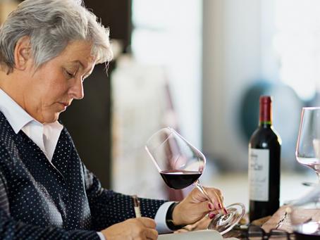 Weinexpertin Paula Bosch inspiriert nicht nur mit Spitzenwissen