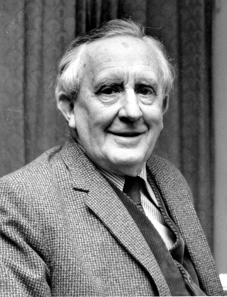 J.J.R.Tolkien, der Herr der Ringe, wurde in Bloemfontein geboren