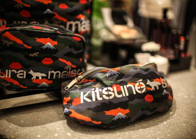 Maison Kitsune x Shu Uemura Launch Party