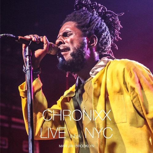 『CHRONIXX Live 2017』写真集