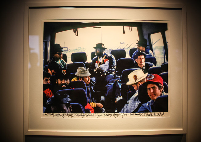 """""""Simply Complicated""""  Ricky Powell photo exhibition"""