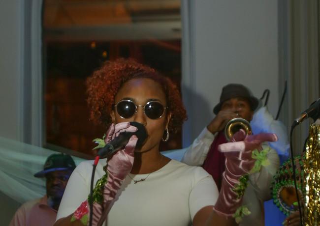 Jade de LaFleur   リスニングパーティー