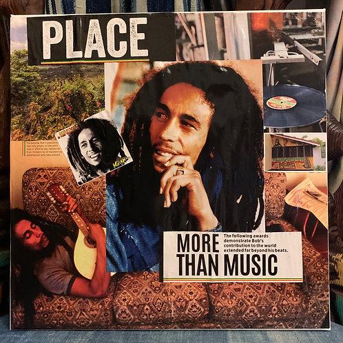 Bob Marley Memorial Collage Artwork 3/3