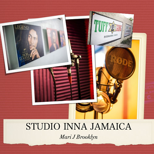 『STUDIO INNA JAMAICA』 ガイドブック