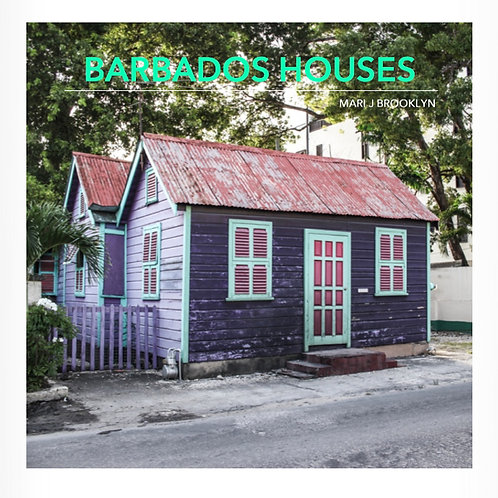 『バルバドスの家』写真集 Barbados - Houses