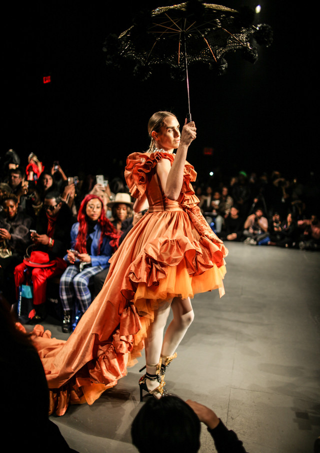 FLYING SOLO 合同ファッションショー 2020AW