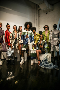 Street fashion week 2020AW