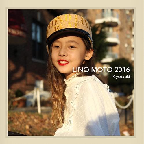 『LINO MOTO 2016』 写真集