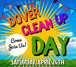 Town of Dover Clean Up Day