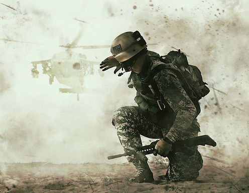 Combat Veterans' Health
